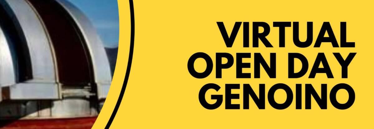 Virtual Open Day 2021