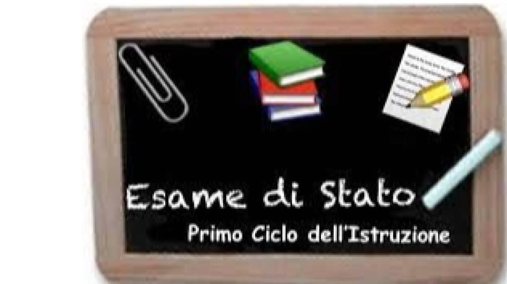 Esame di Stato conclusivo del 1°ciclo d'istruzione