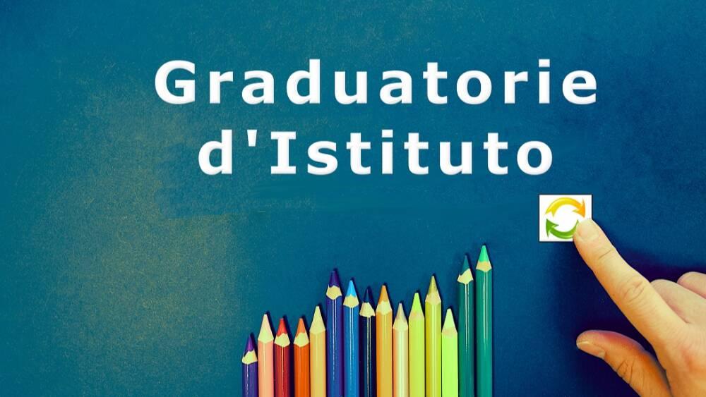 GPS- graduatorie d'Istituto 2^ - 3^ fascia docente
