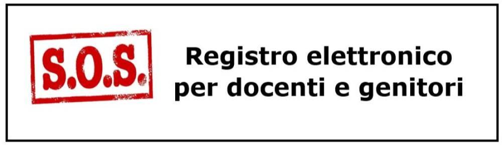 SOS registro elettronico