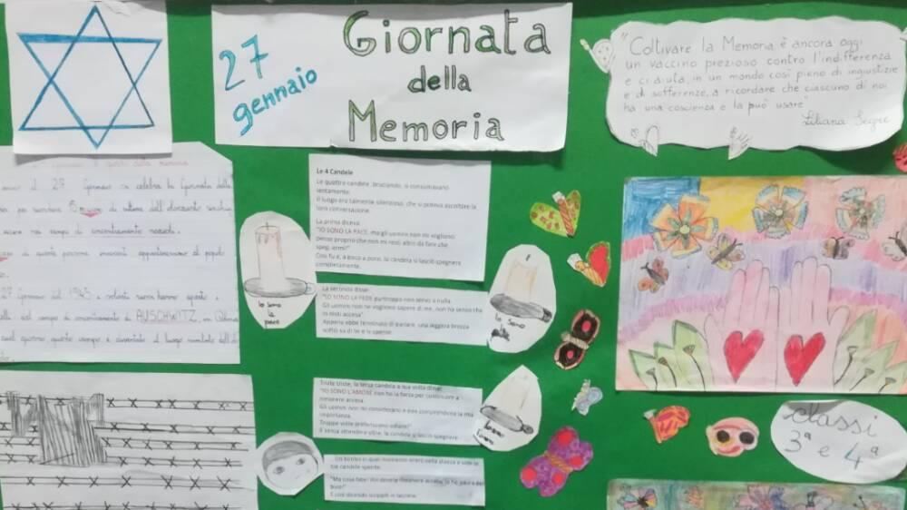 Immagine di GIORNO DELLA MEMORIA-GIORNO DEL RICORDO