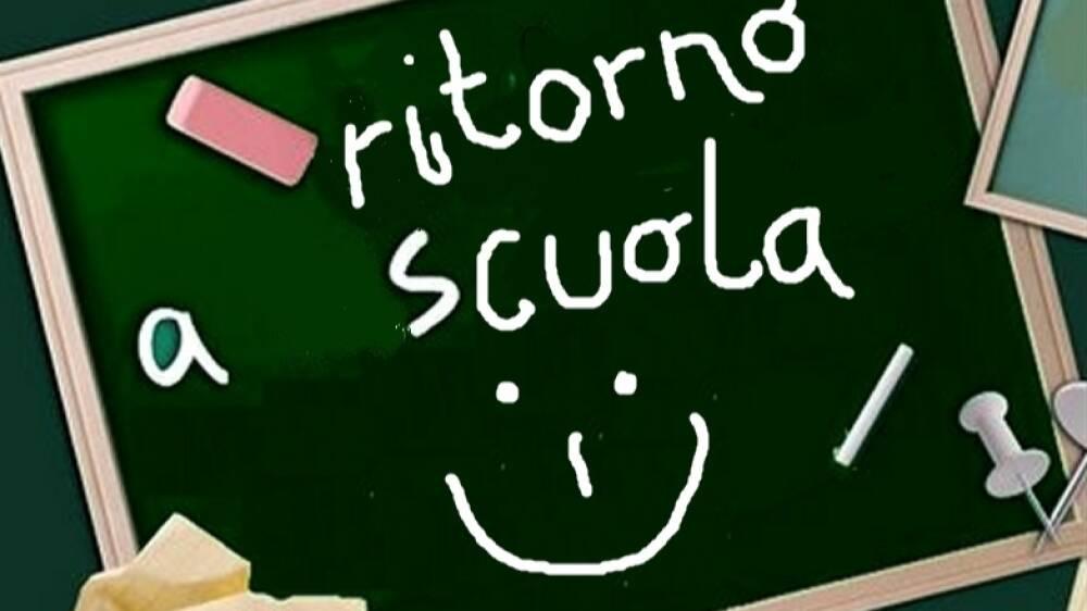 Immagine di RICOMINCIA LA SCUOLA