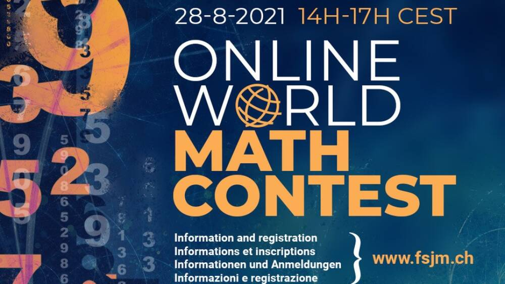 20210731OnLineMathContest
