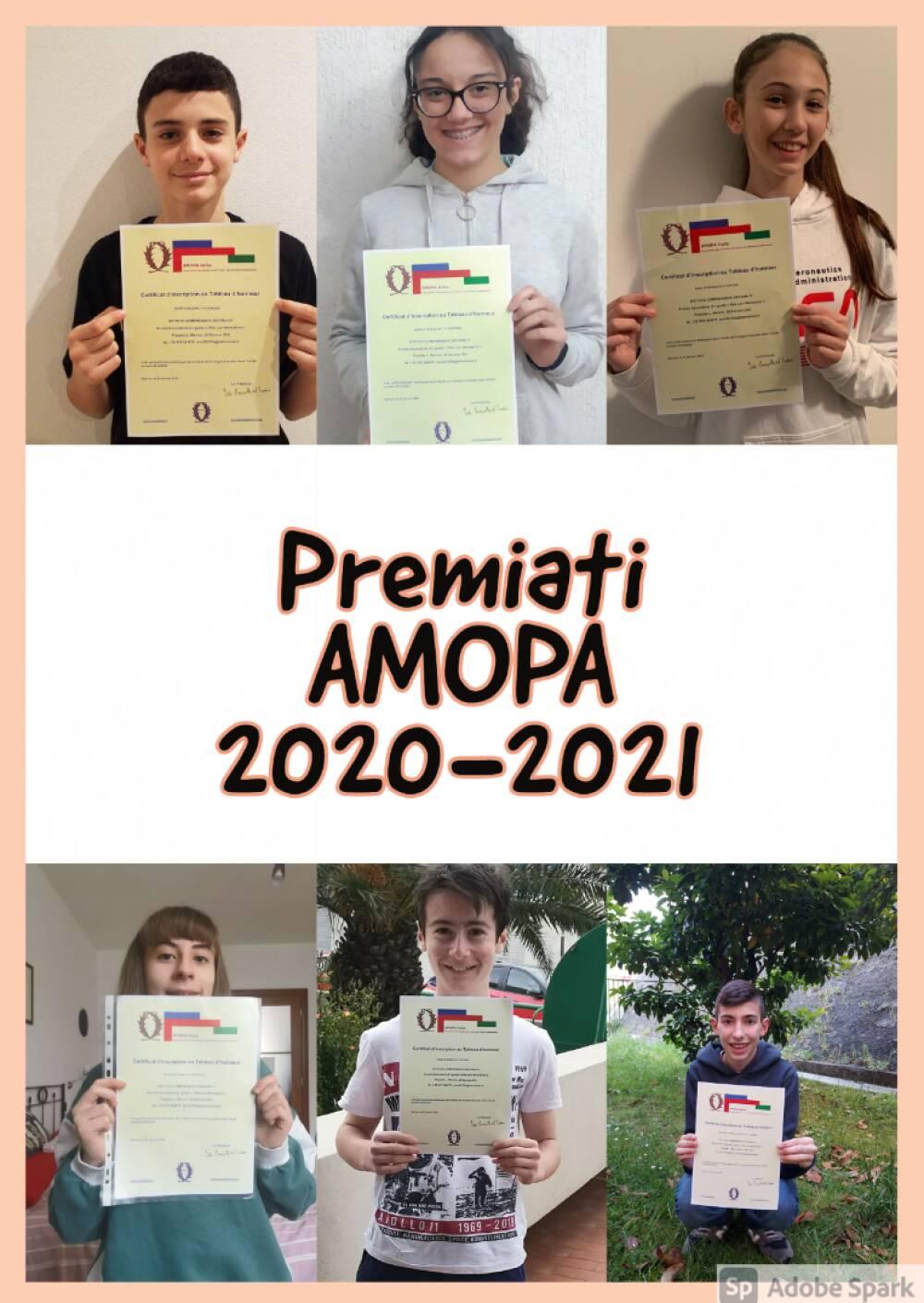 Premiati Amopa1