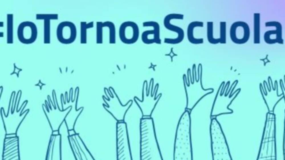 #IoTornoaScuola