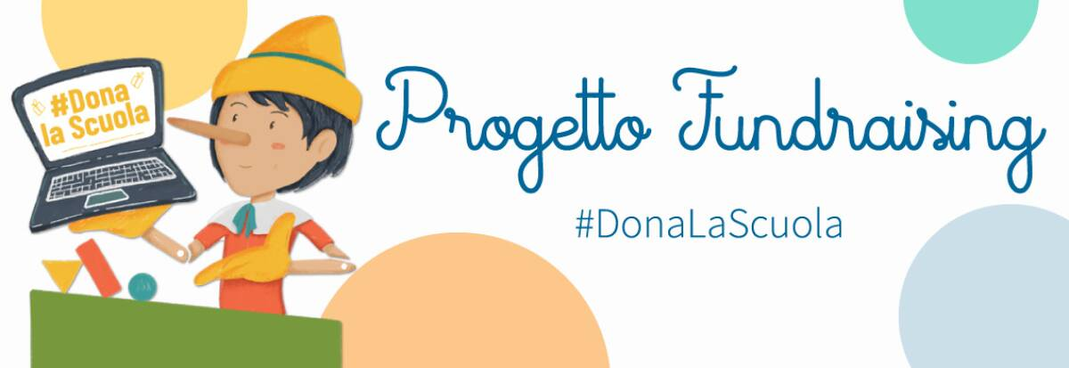 #donalascuola