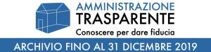 Amministrazione trasparente - archivio