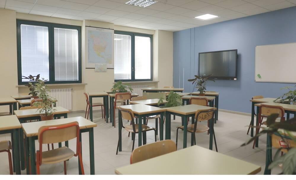 L'aula 1