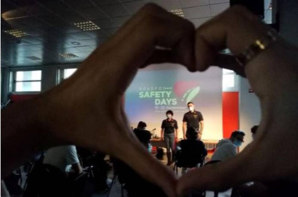 Sicurezza stradale - SAFETY DAYS