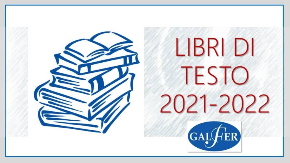 Libri di testo 2021-2022