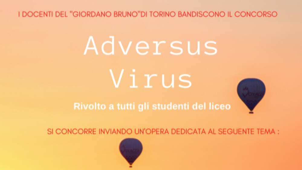 Immagine di I vincitori del concorso ADVERSUS VIRUS