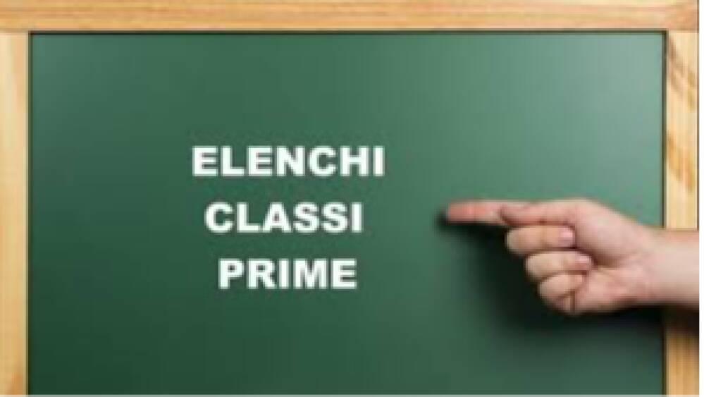 Immagine di Elenchi classi prime a.s. 2020/2021