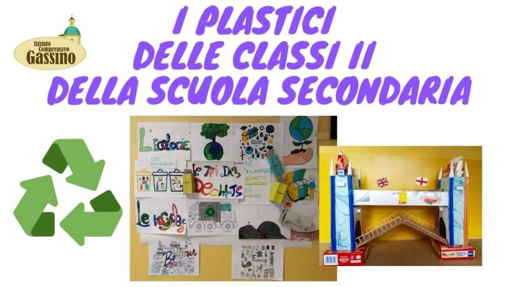 Plastici classi II - Scuola Secondaria