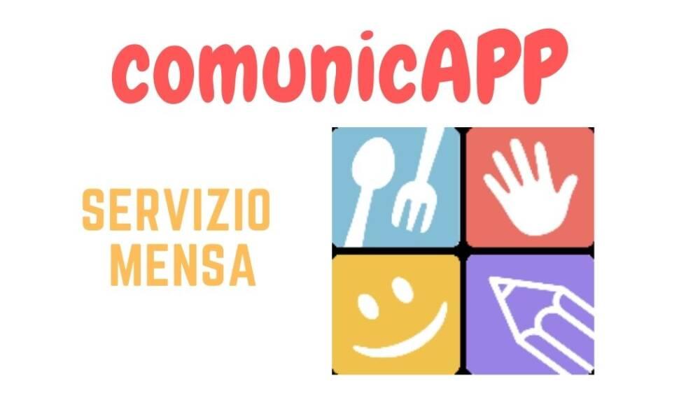 ComunicAPP - Servizio Mensa