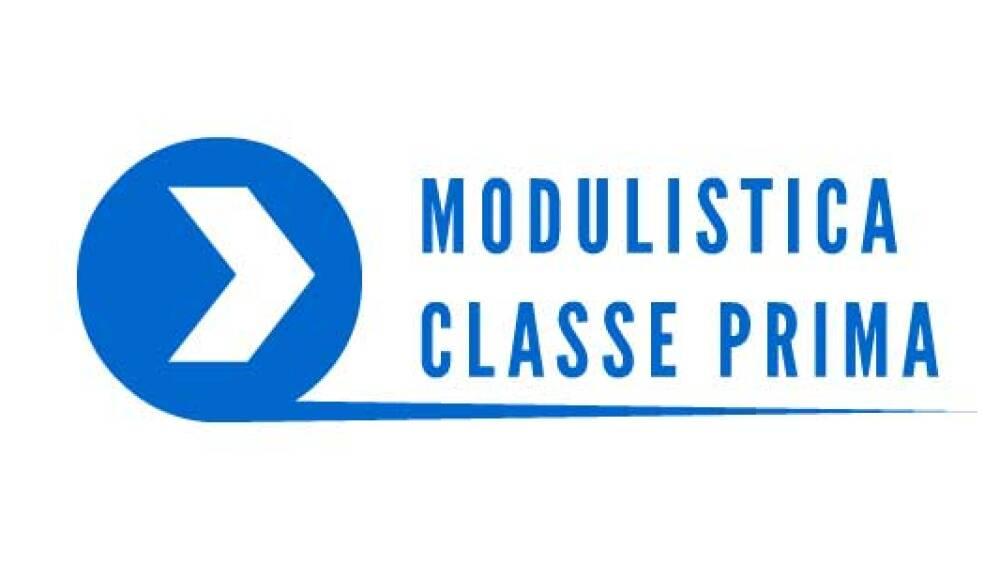 Modulistica classi prime