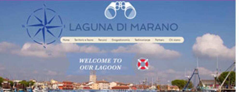 Sito web Laguna di Marano