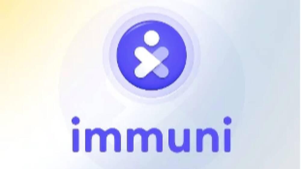 Immagine di Applicazione Immuni