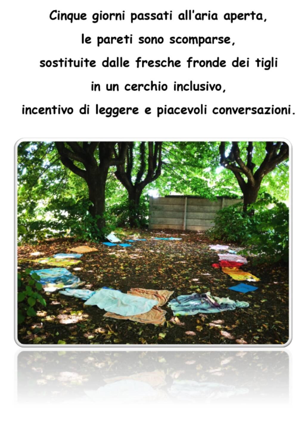 scuola estate Natur Arte