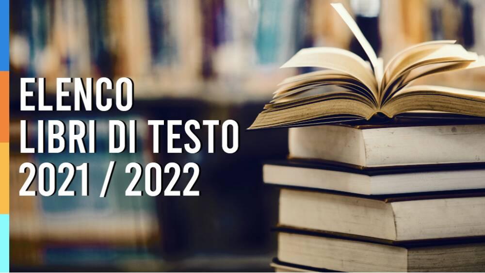 Libri di Testo Liceo Classico 2021/2022