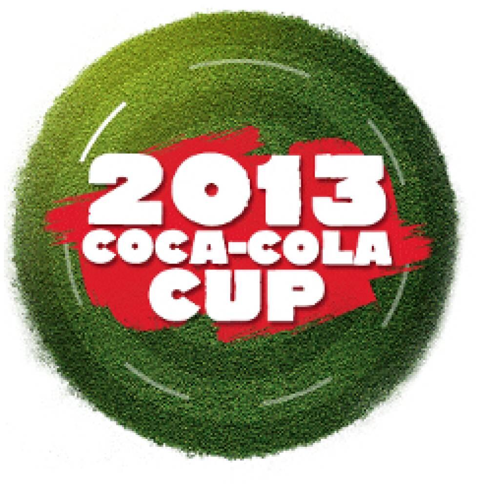 coca cola cup 2013