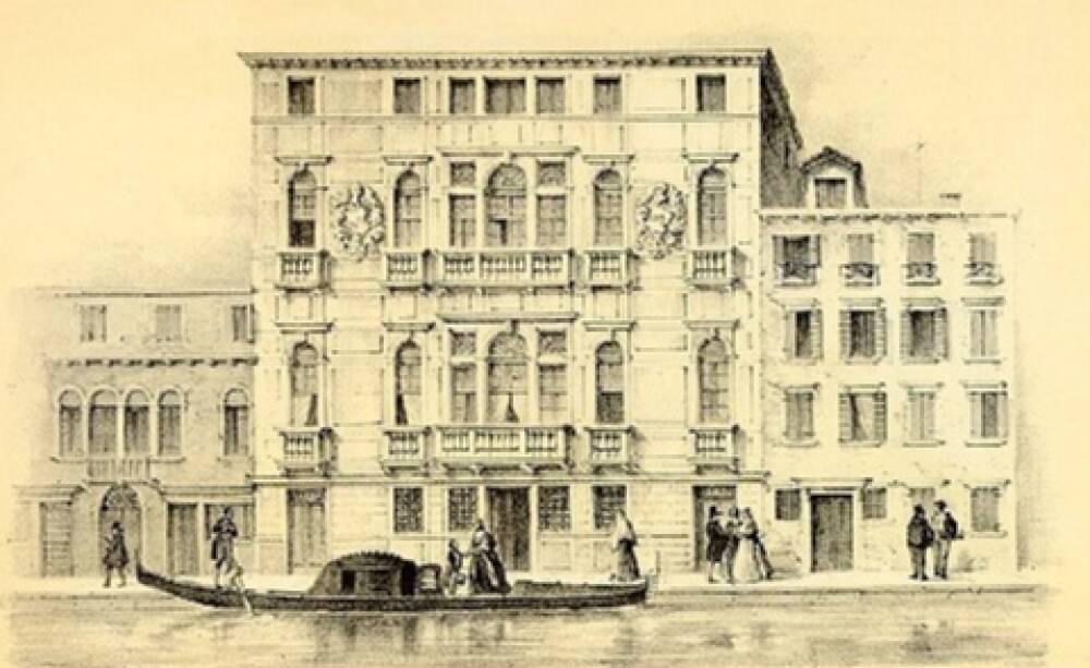 Storia Palazzo SAVORGNAN