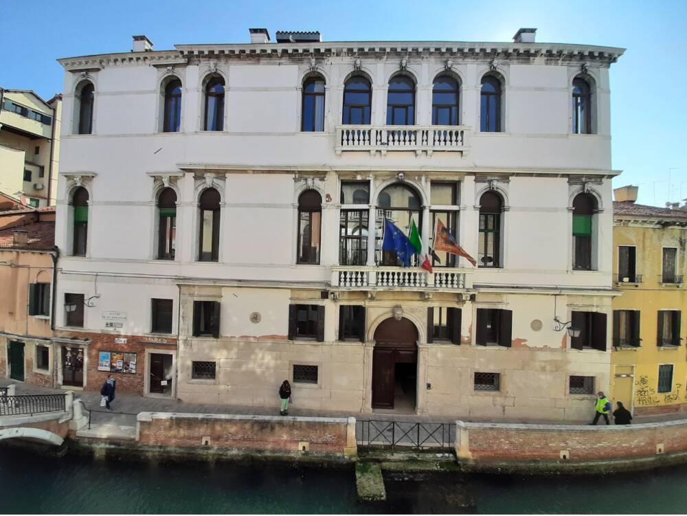 Palazzo Giustinian Recanati Basadonna