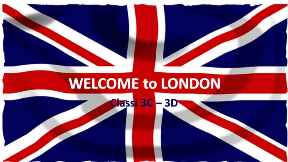 welcome in london