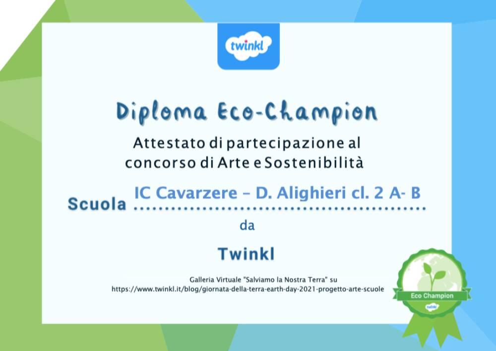 20-21_Dante_mostra d'arte Twinkl_diploma