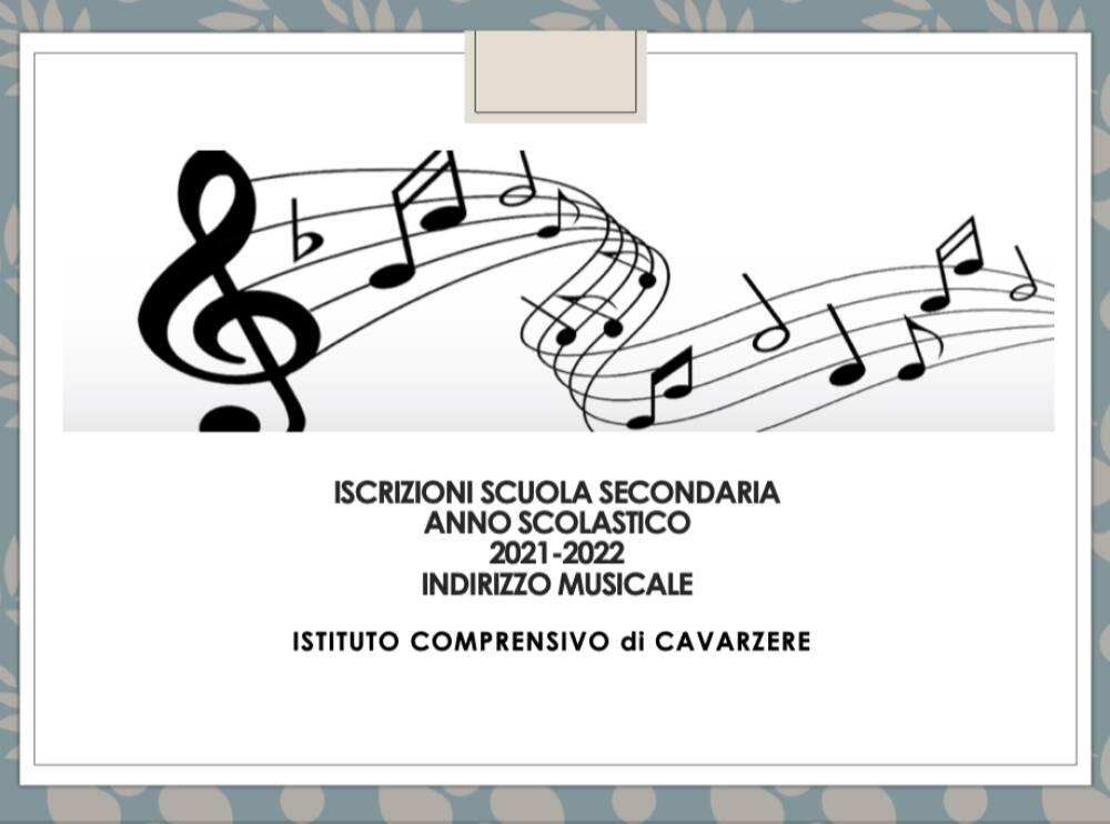 iscrizioni musicale 21_22