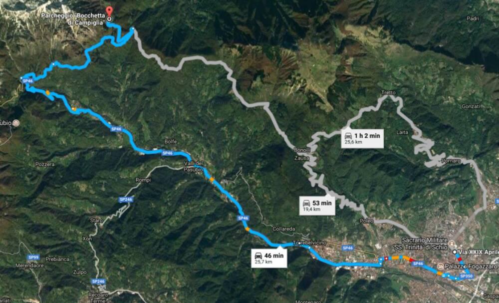 Escursione Monte Pasubio