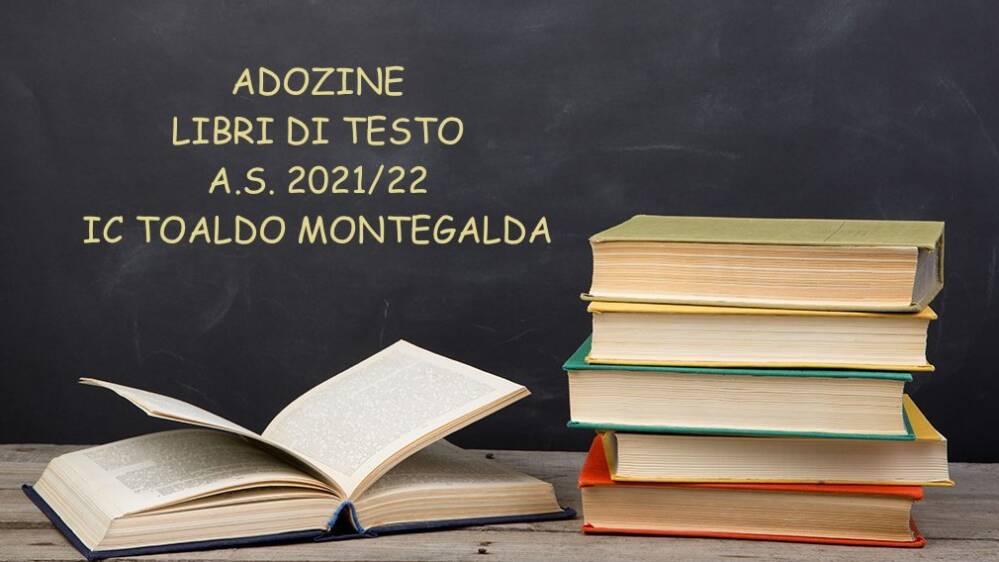 ADOZIONE LIBRI DI TESTO 2021/22