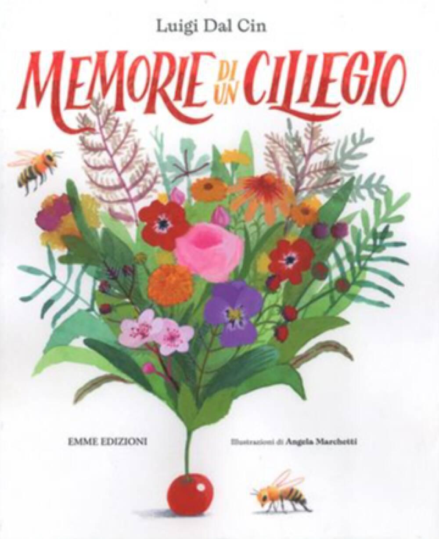 Memorie ciliegio_libro