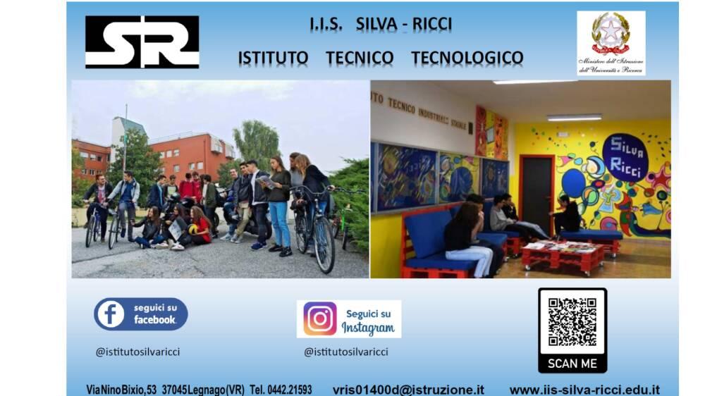 Orientamento 2021-2022 IIS Silva-Ricci