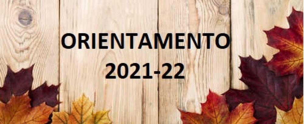 ORIENTAMENTO 2021-22