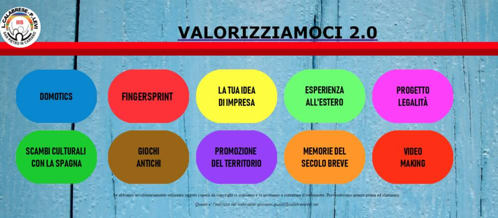 Valorizziamoci2.0