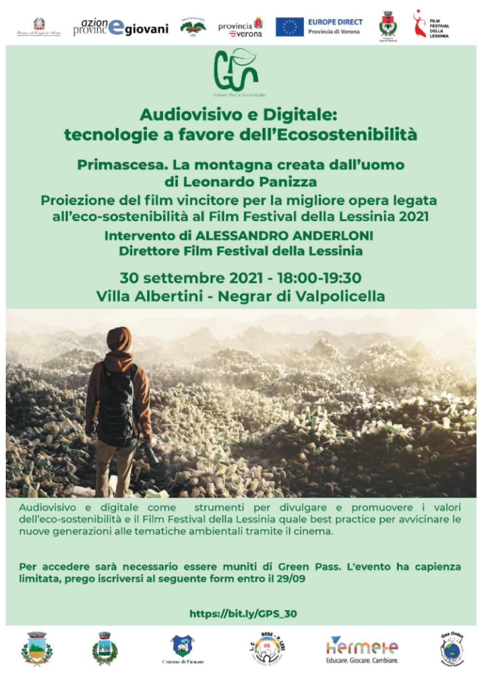 progetto sostenibilità