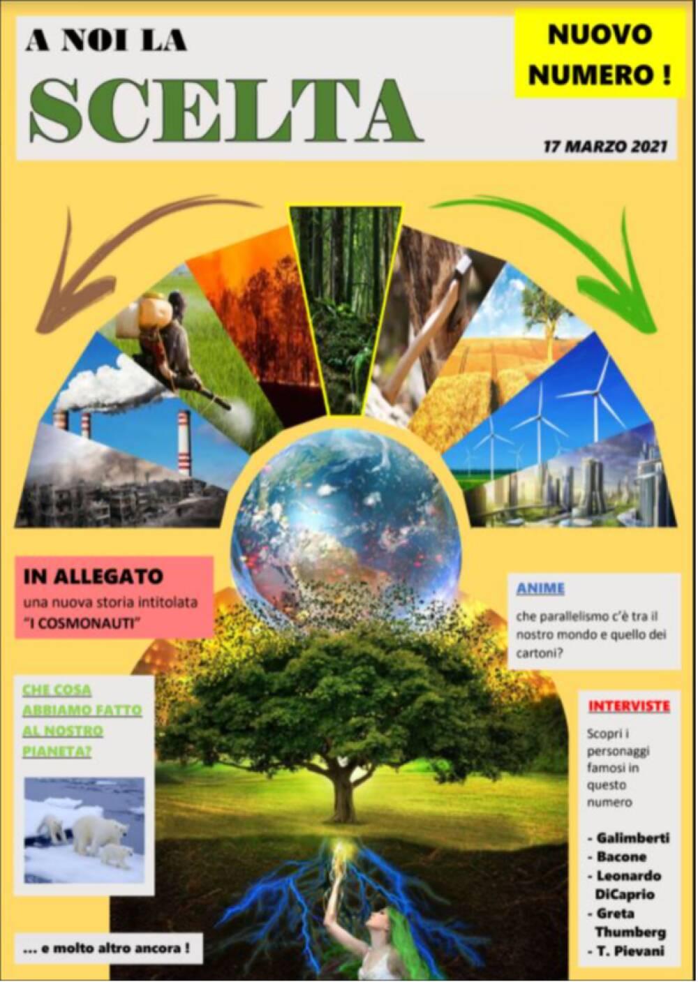 progetto di educazione Civica 4m