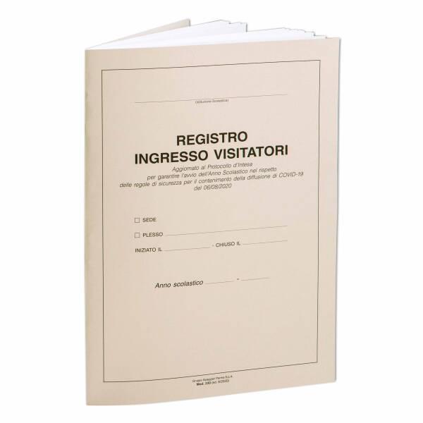 Registro Ingresso Visitatori