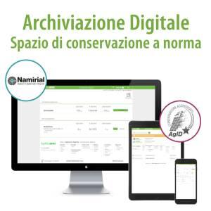 Servizio di conservazione sostitutiva