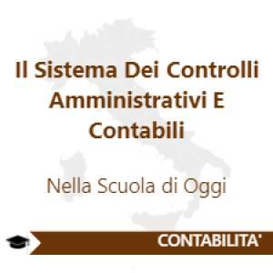 Il Sistema Dei Controlli Amministrativi E Contabili