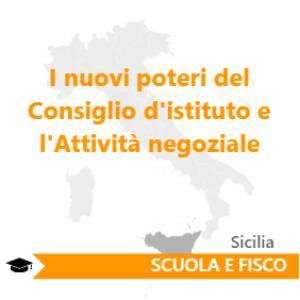 I nuovi poteri del Consiglio d'istituto e l'Attività negoziale