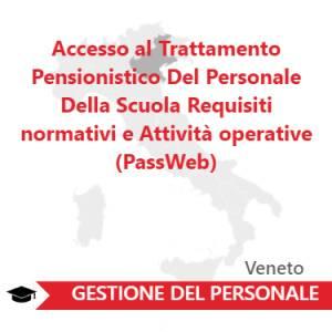 Accesso al Trattamento Pensionistico Del Personale Della Scuola