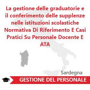La gestione delle graduatorie e il conferimento delle supplenze nelle istituzioni scolastiche