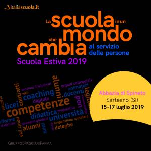 Scuola estiva c/o Abbazia di Spineto Sarteano (SI)