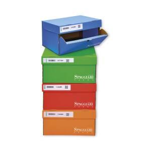 Scatola archivio Ago Box Slim