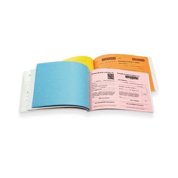 Libretto giustificazione assenze ZISCS