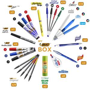 Kit cancelleria Bic